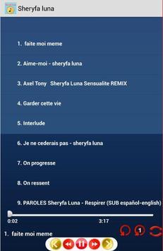 Sheryfa Luna Music poster