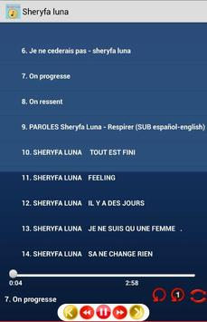 Sheryfa Luna Music apk screenshot