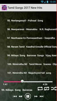 Tamil Songs 2017 / new hit mp3 screenshot 2