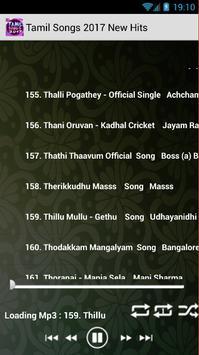 Tamil Songs 2017 / new hit mp3 screenshot 4