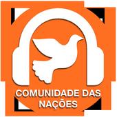 Comunidade das Nações Músicas icon
