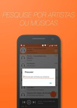 Comunidade das Nações Músicas apk screenshot