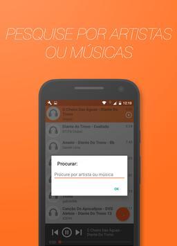 Diante do Trono Músicas apk screenshot