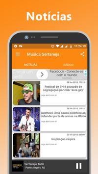 Música Sertaneja screenshot 2