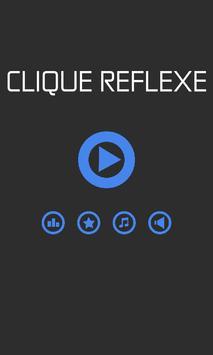Clique Reflexe poster