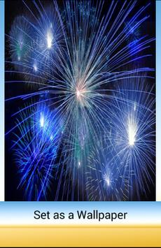 2016 New Year Live Fireworks poster