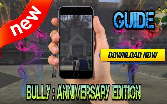 guide Bully Annivrsary Edition apk screenshot