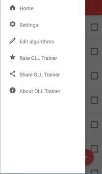 OLL Trainer screenshot 2