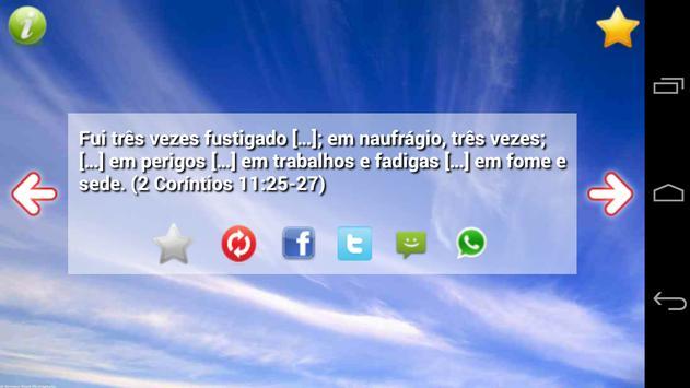 Versículos e Frases Bíblicas apk screenshot