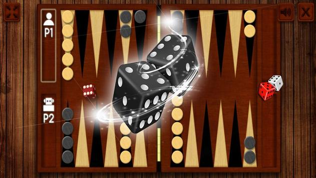 Play Backgammon Game poster
