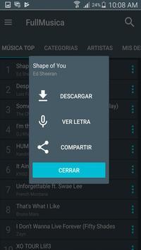 Música Completa imagem de tela 1