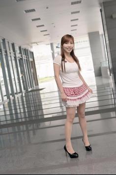 Sexy Hot Korean Girls screenshot 1