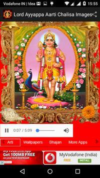Lord Ayyappa Chalisa Aarti Img apk screenshot