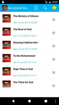 Daily Devotional Sermons screenshot 6