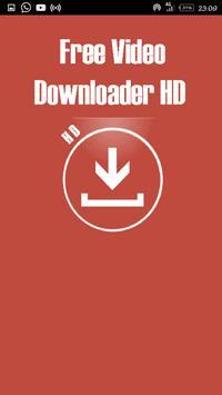 Free Video Downloader HD apk screenshot