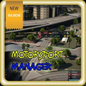 Guide For Motorsport Mannager poster