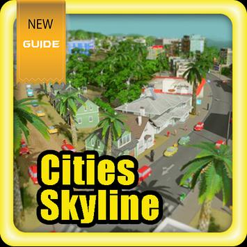 Guide For Cities Skyline poster