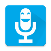 Recorder voice changer icon