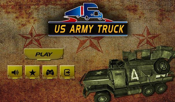 Drive US Army Truck - Training apk screenshot
