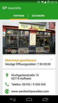 Sandwich Paradies screenshot 1