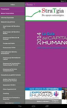 La Guía del Capital Humano apk screenshot