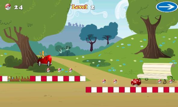 pika adventure running apk screenshot