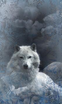 Wolf Best HD live wallpaper apk screenshot