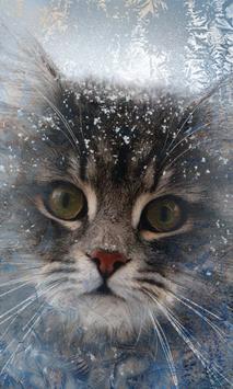 Snowfall Animals HD LWP apk screenshot