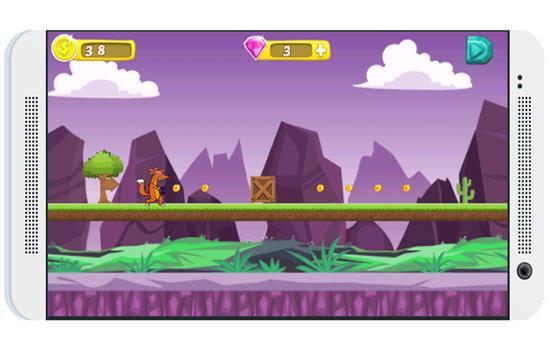 Dora foxy adventure apk screenshot