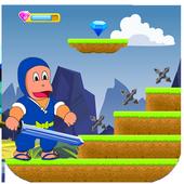 Ninja hattori adventures world icon