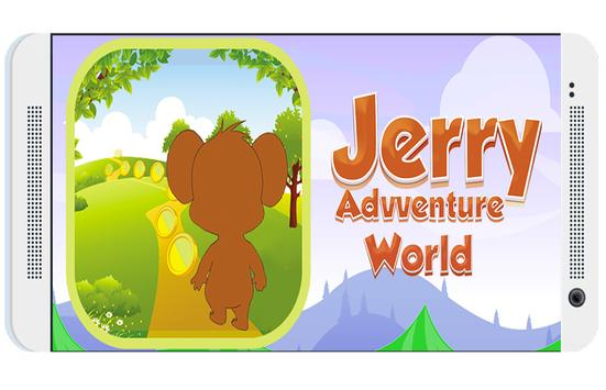 Temple Jerry adventures world apk screenshot