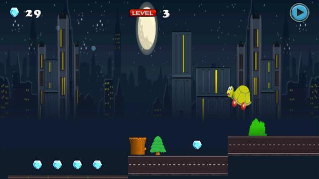 Turtle Faster Run Adventure 2 screenshot 3