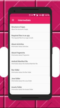 Learn Android Studio screenshot 4