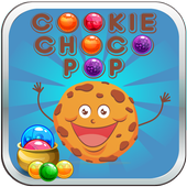 Cookie Choco Pop icon