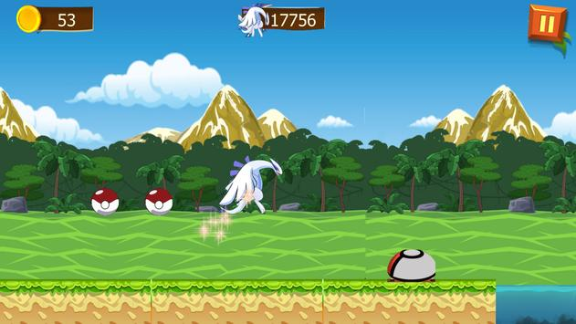 Lugia Adventure Jump screenshot 3