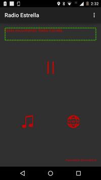 Radio Estrella Argentina poster