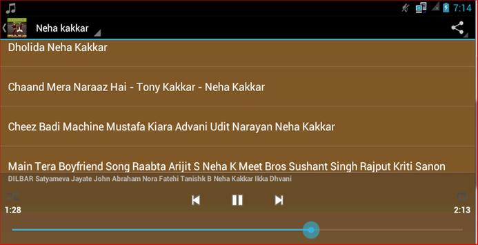 Neha kakkar screenshot 1