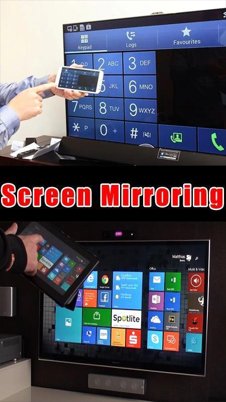 download screen mirroring