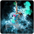 Smoke Effect Photo Maker - Smoke Editor