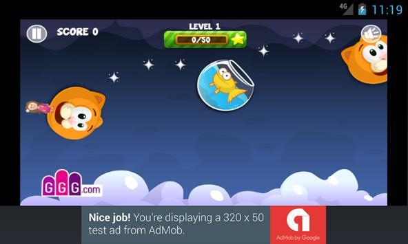 Dreamy Jump - The Adventure screenshot 2