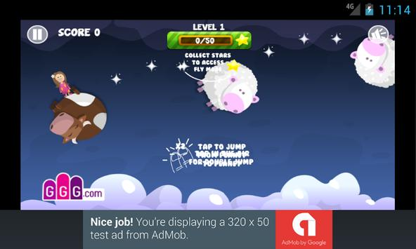Dreamy Jump - The Adventure screenshot 3