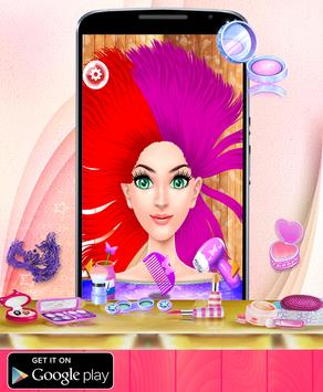 Fashion Dressup Makeover screenshot 3