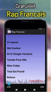 Rap Français 2017 apk screenshot