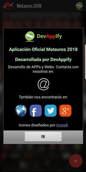 Motauros 2018 apk screenshot