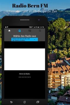 Radio Bern screenshot 1