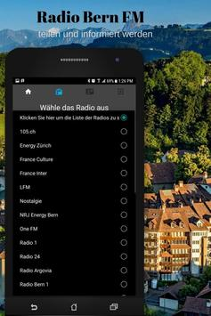 Radio Bern screenshot 2