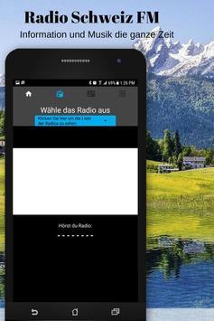 Radio Schweiz screenshot 1