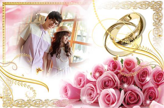 Cadre Photo de Valentine apk screenshot