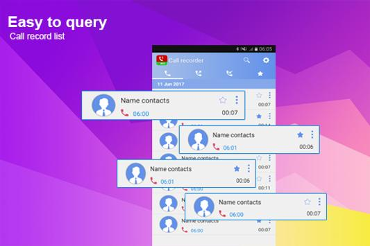 Automatic Call Recorder - Spy HQ apk screenshot