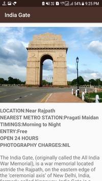 Delhi Guide screenshot 2